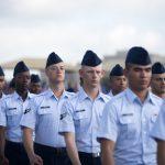 Air Force – Basic Training Graduation Concierge Service